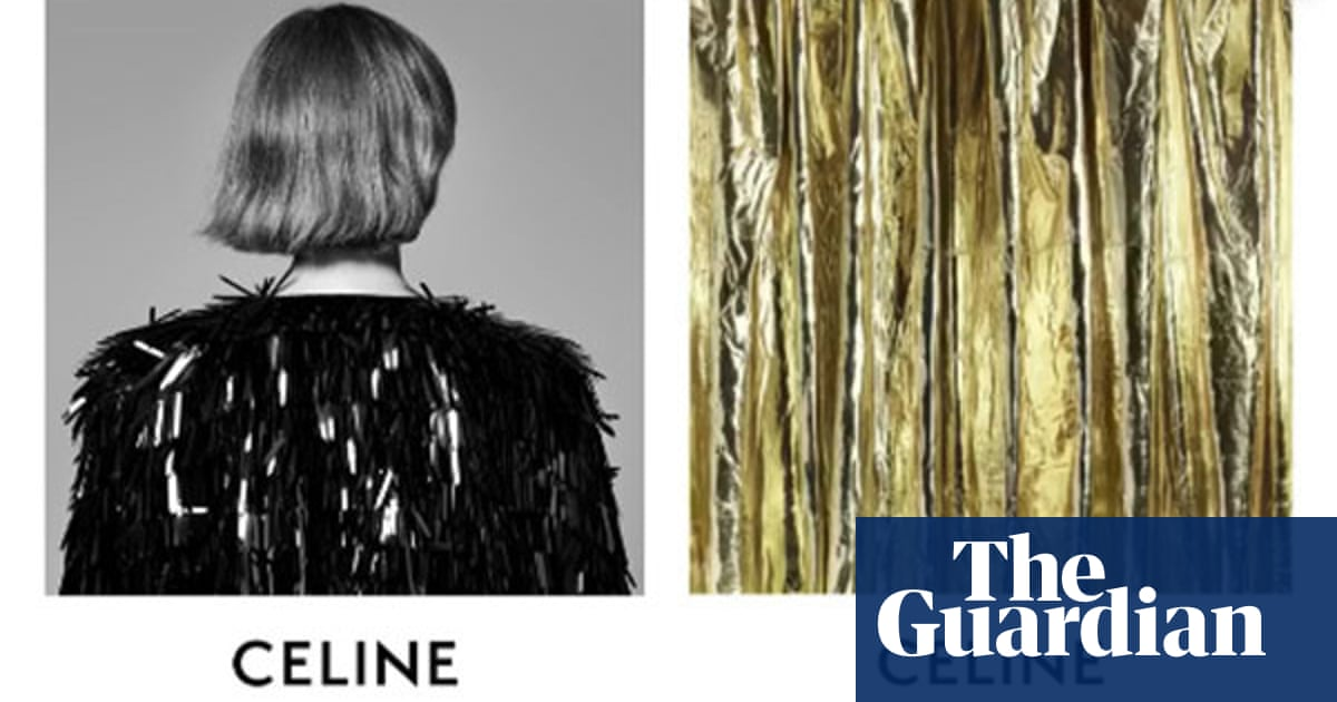Celine and the mystery of the vandalised posters | Fashion