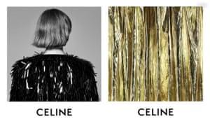 A Celine 2018 poster.