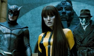 Watchmen … just one of the 'unfilmable' projects coming to TV soon