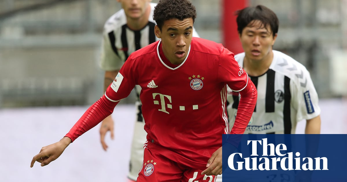 Ice-cold Jamal Musiala making waves at Bayern after leaving Chelsea