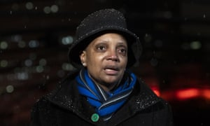 Campaigners claim that Mayor Lori Lightfoot has encouraged RMG's move south to make way on the North Side for Lincoln Yards, a controversial megadevelopment expected to add upscale businesses and luxury housing to the area.