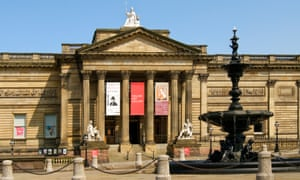 The Walker Art Gallery, home to the best collection outside London.