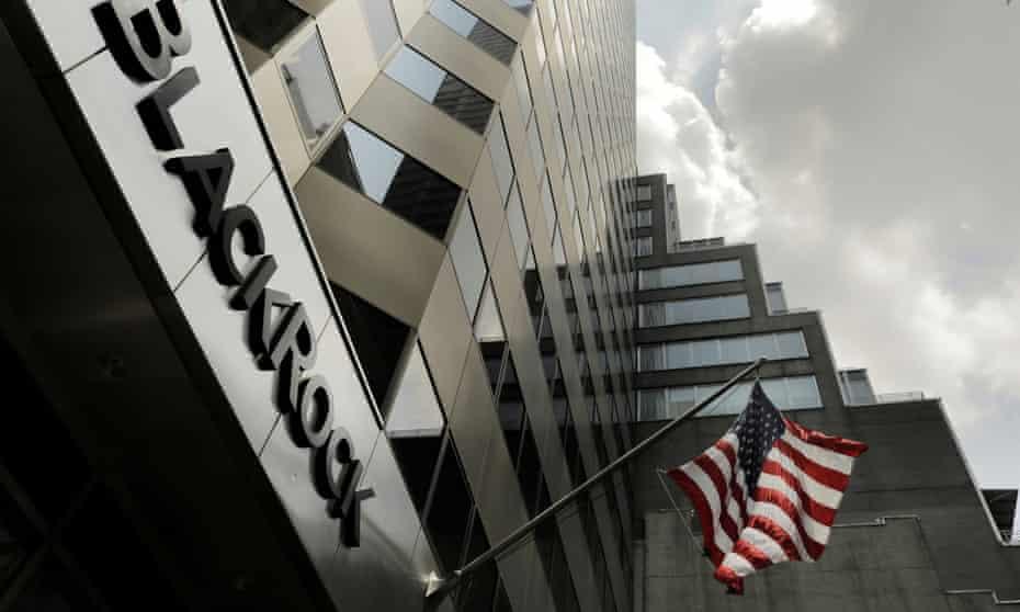 BlackRock building in New York