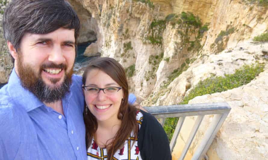 Sam Nixon and Jennifer Wexler