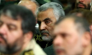 Iran General Qassem Suleimani was once described by American commander David Petraeus as 'a truly evil figure'.