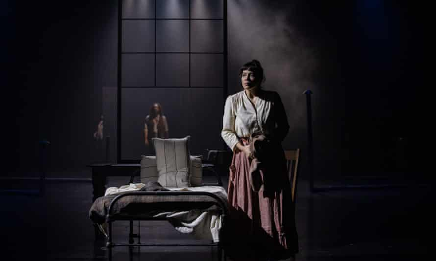 A scene from Playing Beatie Bow at the Wharf 1 Theatre in Sydney