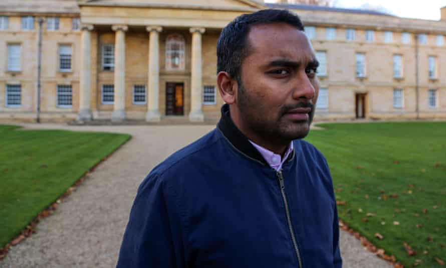 Rethink host Amol Rajan: 'spiky and naturally unwilling to let anyone rest on their laurels.'