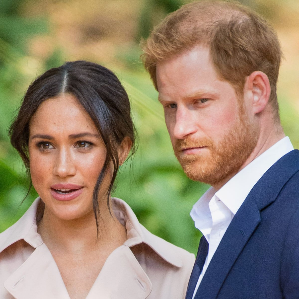 Harry and Meghan are celebrities, but that doesn't mean they owe us  everything | Prince Harry | The Guardian