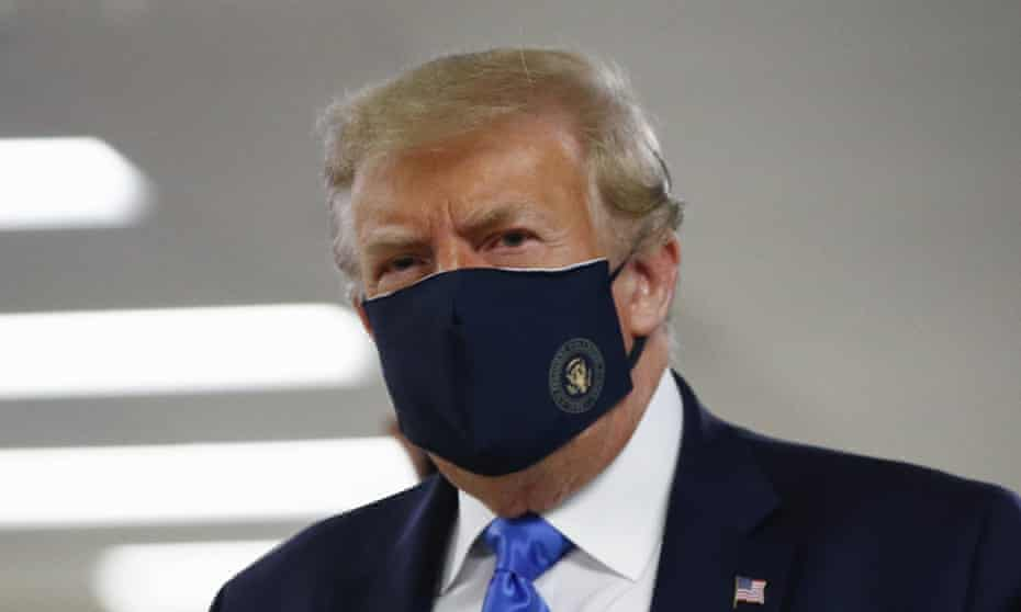 Donald Trump has promised his administration is working on a coronavirus 'strategy' at his first press briefing devoted to the issue since April