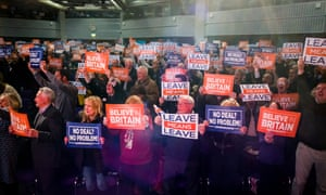 Supporters at the Westminster rally