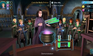 Harry Potter: Hogwarts Mystery – a wizarding fantasy on your