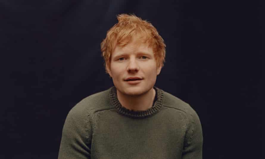 Pukulan lain yang menelan dunia  Ed Sheeran