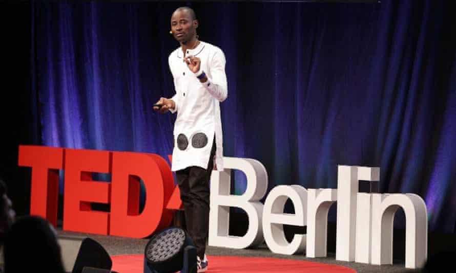 Bisi Alimi at TEDx Berlin