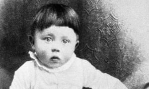 This cherubic youngster went on to become the leader of the Third Reich and responsible for the deaths of millions. Would it have been better to nip that in the bud?