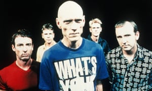Midnight Oil circa 1997. The band have announced they are re-forming to play a tour in Australia and overseas in 2017.