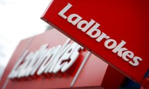 Ladbrokes betting office