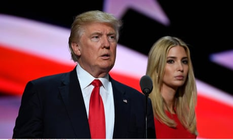 What do you do when Ivanka buys your stuff? Donate her money to anti-Trump causes