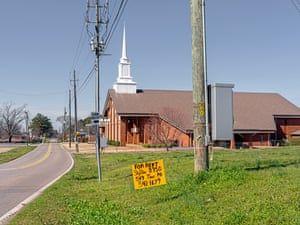 The First Baptist Church in Pleasant Grove.