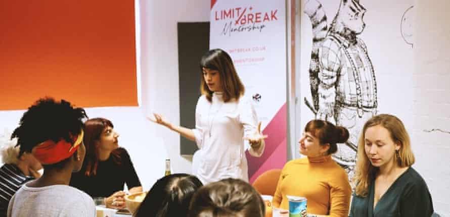 Anisa Sanusi has been running the Limit Break mentorship programme since 2019