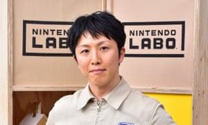 Nintendo's Koichi Kawamoto