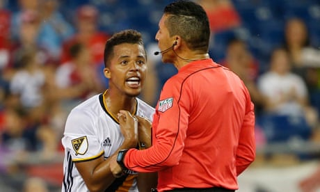 Football world watches as MLS rolls out video replays leaguewide