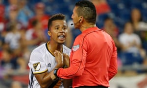 MLS referees will have electronic assistance this season