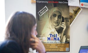 A Tell MAMA poster