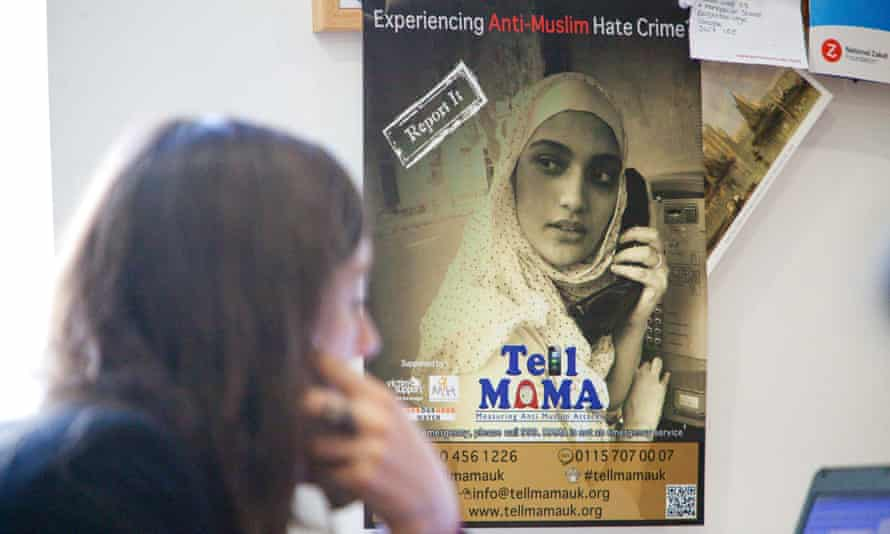 Tell Mama, the hate crime reporting project