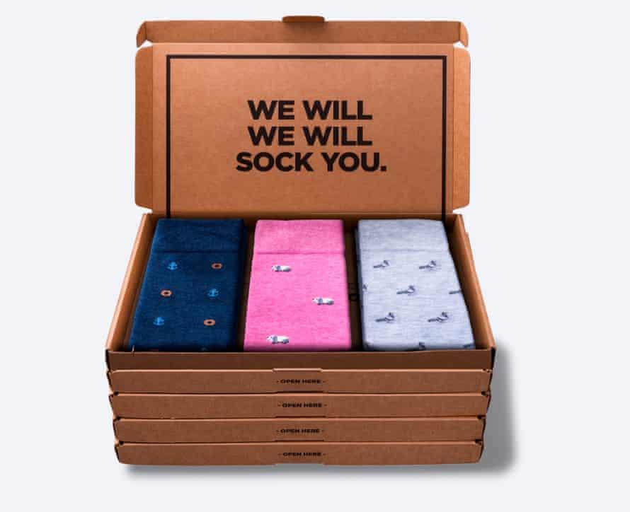 Sock it to them