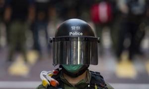 """""""Hong Kong police"""""""