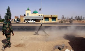 Sabha has been periodically plagued by conflict since the uprising that toppled Muammar Gaddafi five years ago splintered the country into warring factions.