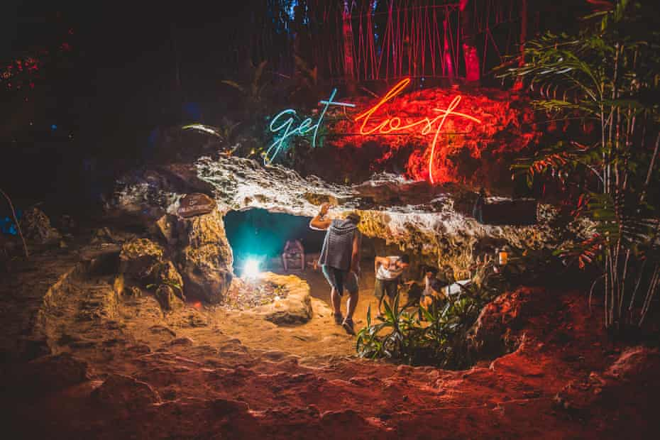 Tulum is now known for its moonlit raves and air of eco chic.