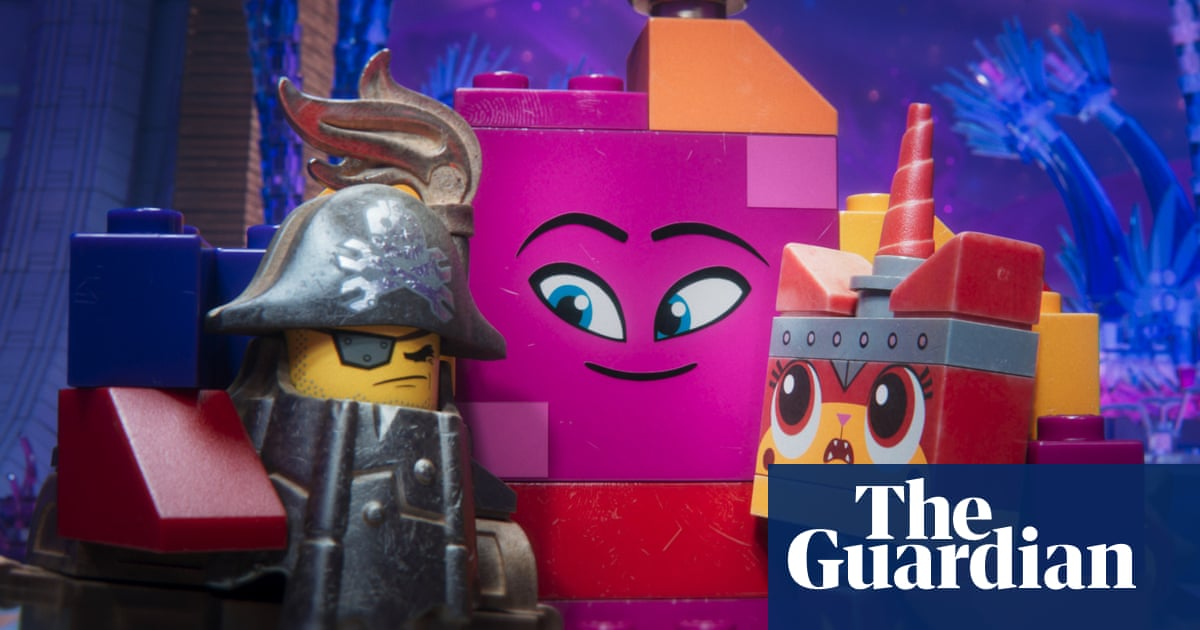 Lego Movie 2 Keeps How To Train Your Dragon At Bay At Uk Box Office