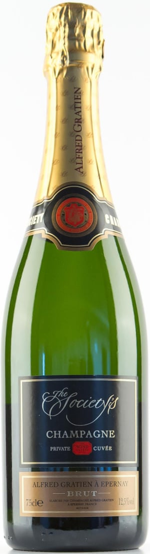 Wine Society own-label Champagne