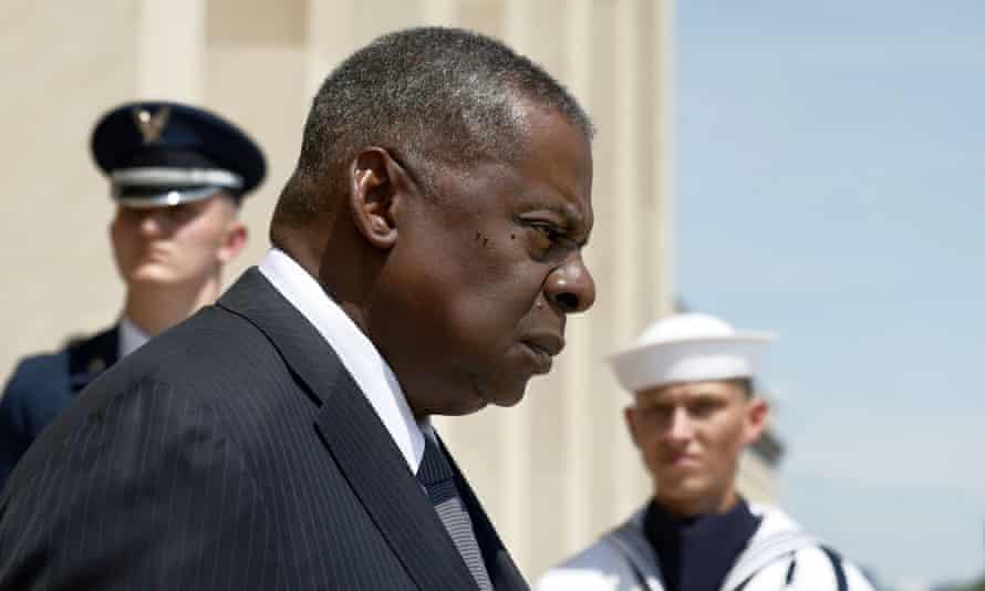 US defense secretary Lloyd Austin