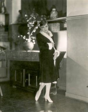 Bessie Love in Patau 1925