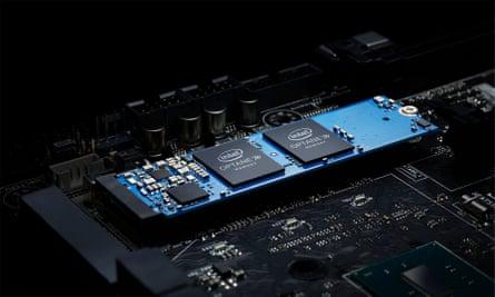 Intel Optane Memory Chip