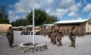 Al-Shabaab militia has conducted an attack against US military base Camp Simba in Kenya.