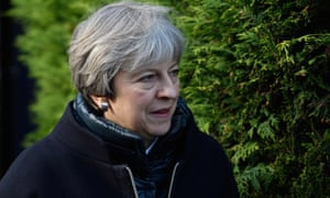 Theresa May might call a new vote if parliament rejected a Brexit deal.