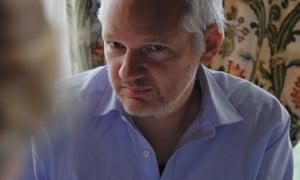 wikileaks founder julian assange in laura poitras documentary risk