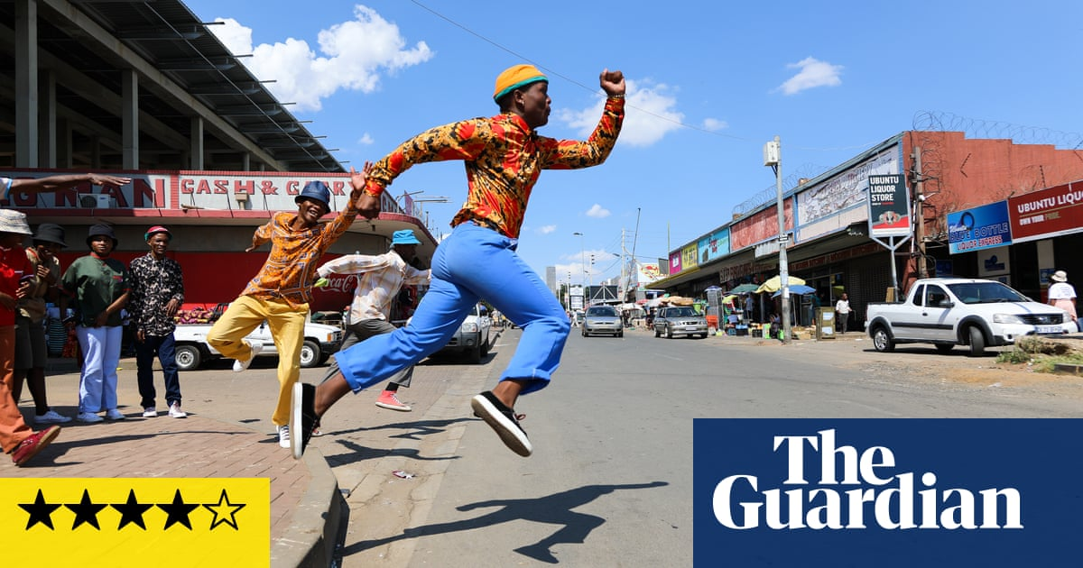 Dancing in the Streets review – making a riveting virtue of necessity