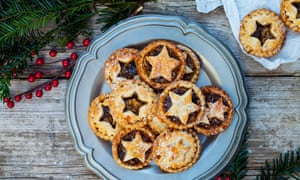 Mince pies: don't mess about with them.