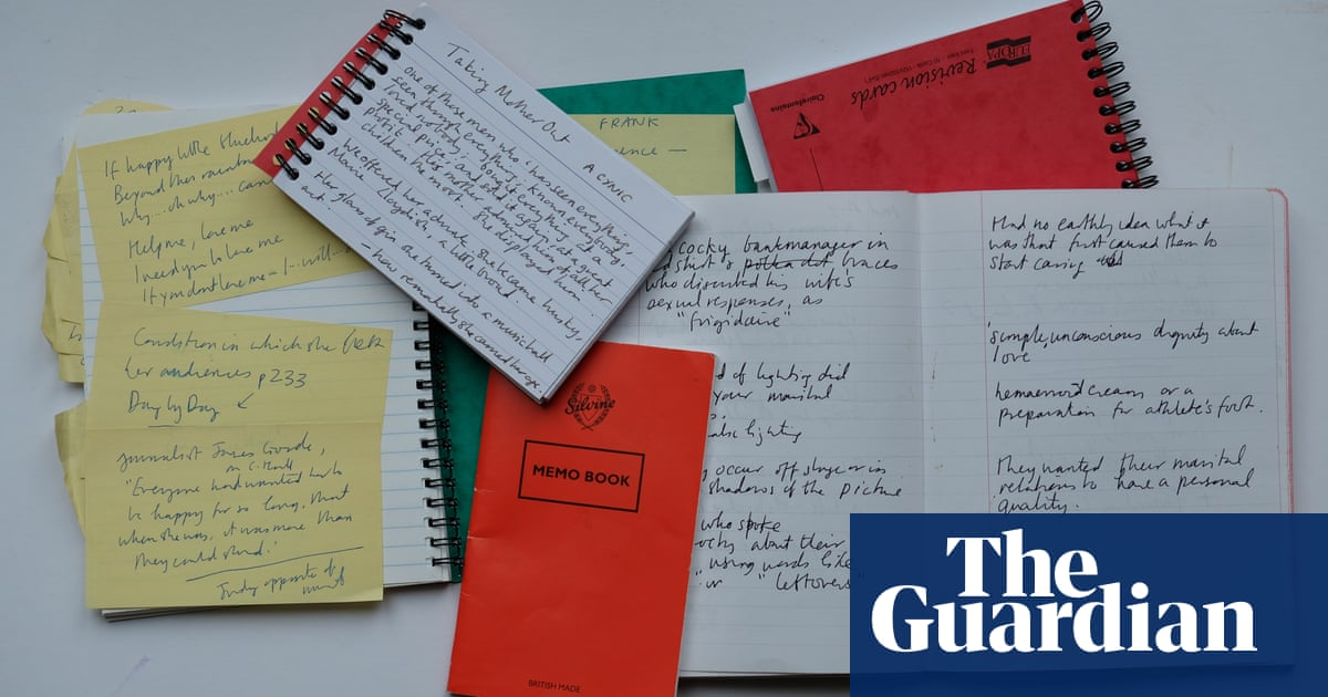 Messy Attics Of The Mind Whats Inside A Writers Notebook