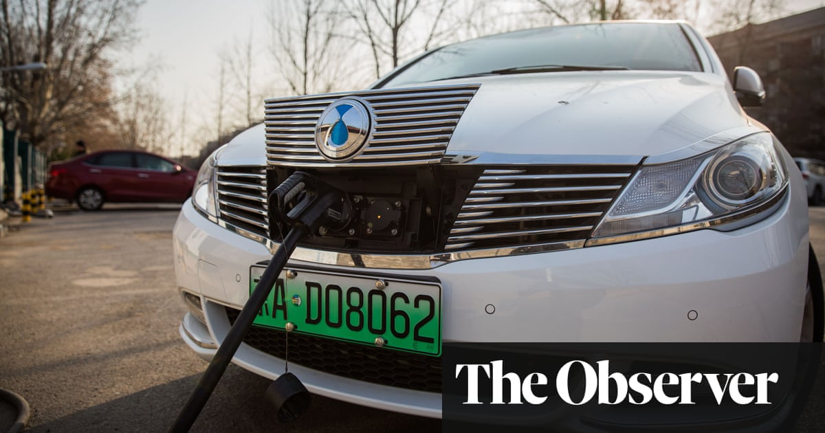 Green number plates 'could boost sales of electric cars' in UK