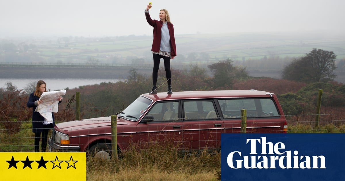 Burn Burn Burn review – confident road-trip comedy about