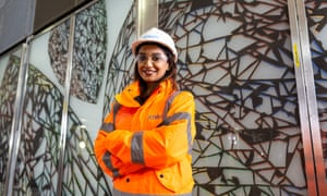 July 2018 London - Atkins engineers in Crossrail Stations