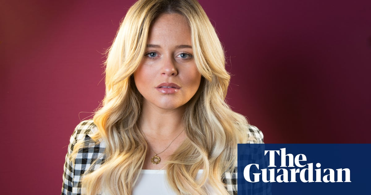 Emily Atack: 'I was getting sexy girl-next-door roles  Then my body