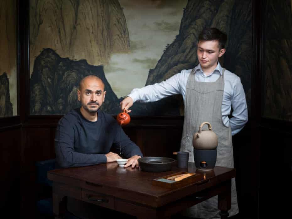 Gavin Ambani, AKA Hargobind Tahilramani, at Xu in London