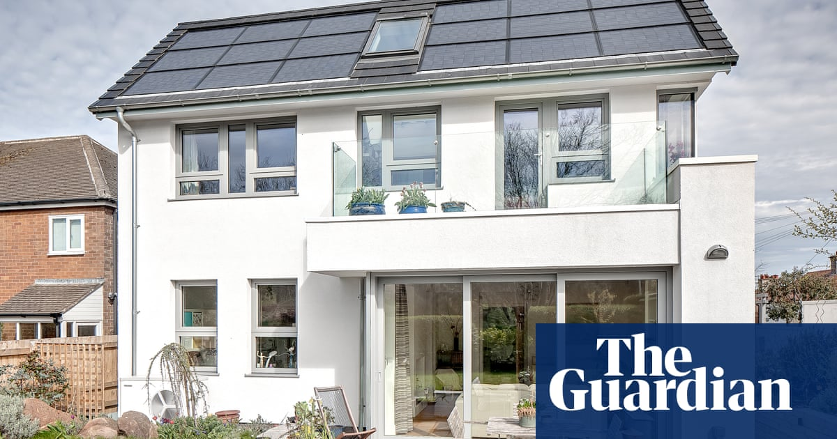 A three-bed house with £500 energy bills? How you too can slash your