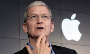 Tim Cook, Apple chief executive, who plans to visit Beijing later this month.